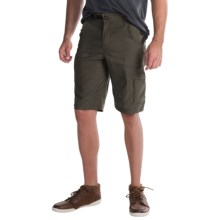 Dakota Grizzly Hanan Quick-Dry Shorts (For Men) in Carbon - Closeouts