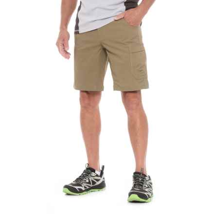Dakota Grizzly Hanan Shorts (For Men) in Aluminum - Closeouts