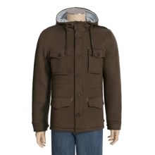 Dakota Grizzly Hans Jacket - Cotton Fleece (For Men) in Java - Closeouts
