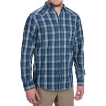 Dakota Grizzly Harper Shirt - Long Sleeve (For Men) in Aqua - Closeouts