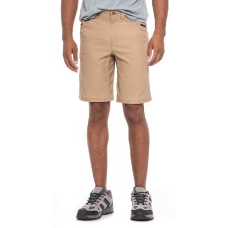 Dakota Grizzly Hewitt Shorts (For Men) in Stucco