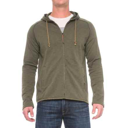 Dakota Grizzly Hoyt Hoodie - Zip Front (For Men) in Rifle - Closeouts