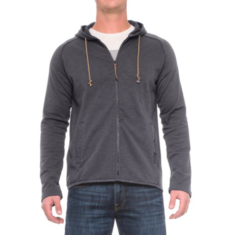 Dakota Grizzly Hoyt Hoodie - Zip Front (For Men) in Shale
