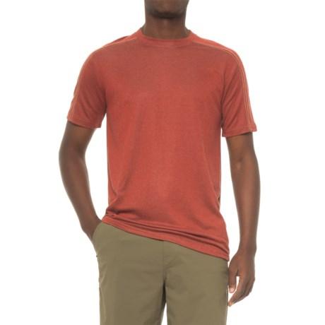 Dakota Grizzly Ike T-Shirt - Short Sleeve (For Men) in Copper