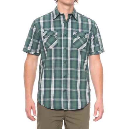 Dakota Grizzly Kai Shirt - Short Sleeve (For Men) in Orbit - Closeouts