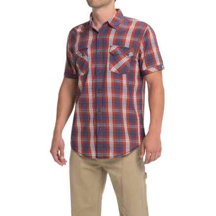 Dakota Grizzly Kai Shirt - Short Sleeve (For Men) in Sunset - Closeouts