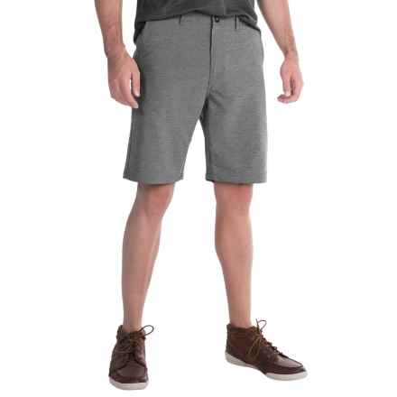 Dakota Grizzly Kano Shorts (For Men) in Gravel - Closeouts