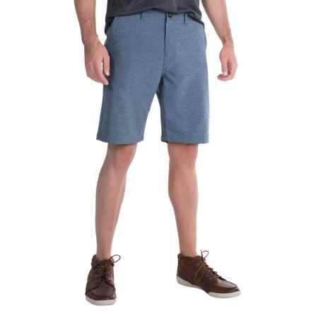 Dakota Grizzly Kano Shorts (For Men) in Navy - Closeouts