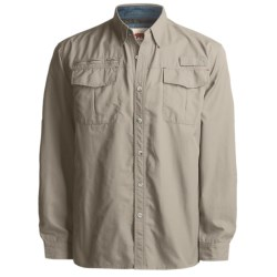 Dakota Grizzly Kenyon Quick-Dry Shirt - Long Sleeve (For Men) in Iguana
