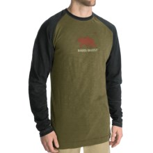 Dakota Grizzly Nolan Shirt - Long Sleeve (For Men) in Moss - Closeouts