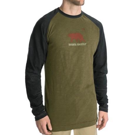 Dakota Grizzly Nolan Shirt - Long Sleeve (For Men) in Lake