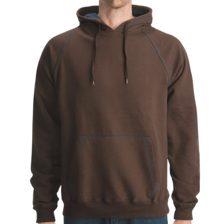 Dakota Grizzly Otto Pullover Hoodie (For Men) in Java