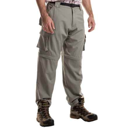 Dakota Grizzly Parker Convertible Cargo Pants (For Men) in Dolphin - Closeouts