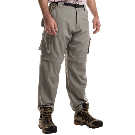 Dakota Grizzly Parker Convertible Cargo Pants (For Men) in Dolphin