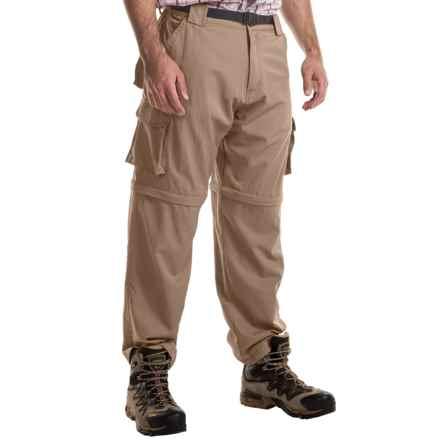 Dakota Grizzly Parker Convertible Cargo Pants (For Men) in Khaki - Closeouts