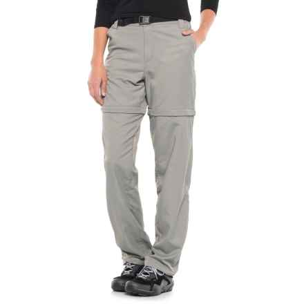 Dakota Grizzly Parker Convertible Pants (For Women) in Dolphin - Closeouts