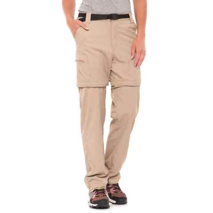 Dakota Grizzly Parker Convertible Pants (For Women) in Khaki - Closeouts