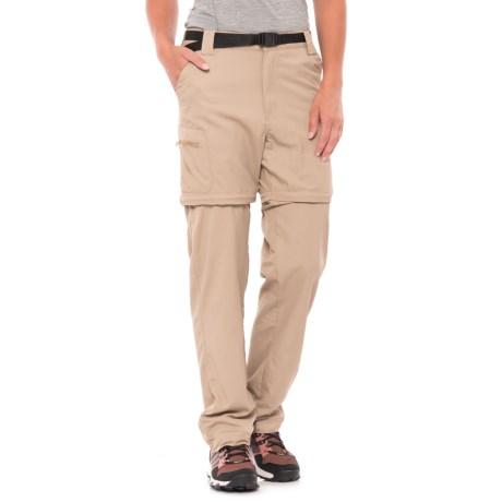Dakota Grizzly Parker Convertible Pants (For Women) in Khaki