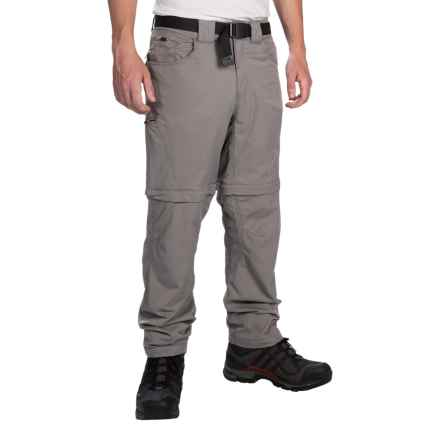 Dakota Grizzly Paxton Convertible Pants (For Men) in Dolphin - Closeouts