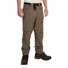 Dakota Grizzly Paxton Convertible Pants (For Men) in Iguana - Closeouts