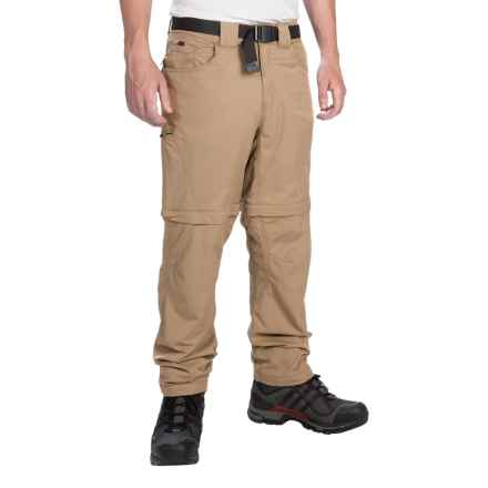 Dakota Grizzly Paxton Convertible Pants (For Men) in Khaki - Closeouts