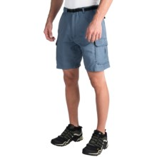 Dakota Grizzly Roark Cargo Shorts (For Men) in Shark - Closeouts