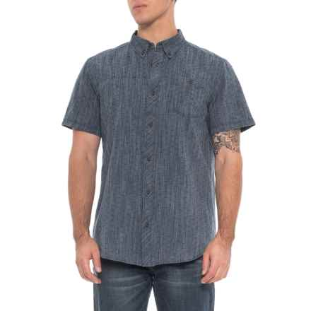 Dakota Grizzly Royce Shirt - Short Sleeve (For Men) in Bluestone - Overstock