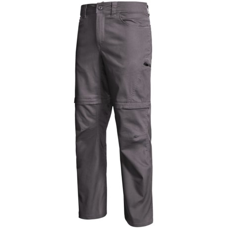 Dakota Grizzly Ryder Convertible Pants (For Men) in Carbon