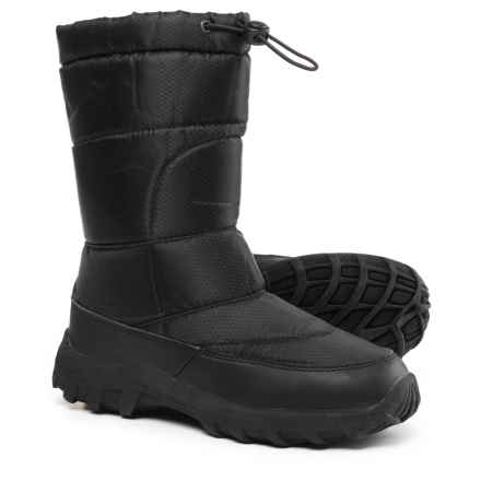 Dakota Grizzly Snow Scamp Winter Boots - Insulated (For Big Kids) in Black - Closeouts