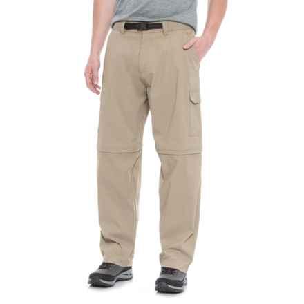 Dakota Grizzly Stretch Convertible Pants - UPF 30+ (For Men) in Khaki - Closeouts