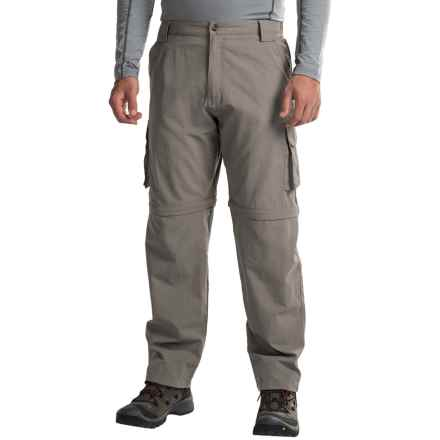 Dakota Grizzly Supplex® Nylon Convertible Pants (For Men) in Dolphin - Closeouts
