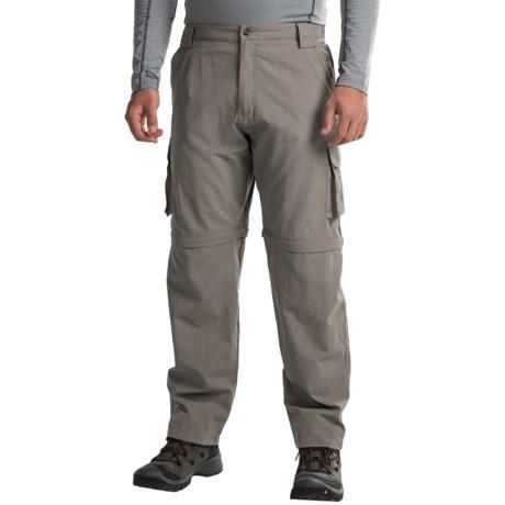 Dakota Grizzly Supplex® Nylon Convertible Pants (For Men) in Dolphin