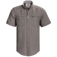 Dakota Grizzly Tildan Shirt - Short Sleeve (For Men) in Dolphin - Closeouts