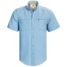 Dakota Grizzly Tildan Shirt - Short Sleeve (For Men) in Sky - Closeouts