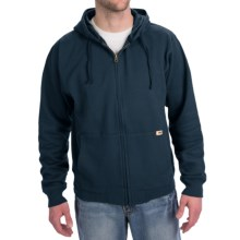 Dakota Grizzly Trevor Hoodie Sweatshirt - Zip (For Men) in Smoke - Closeouts