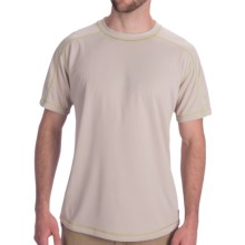 Dakota Grizzly Tyler T-Shirt - Short Sleeve (For Men) in Sand - Closeouts