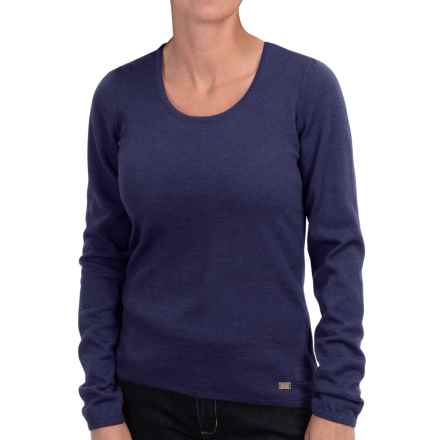 Dale of Norway Astrid Sweater - Merino Wool (For Women) in Cobalt - Closeouts