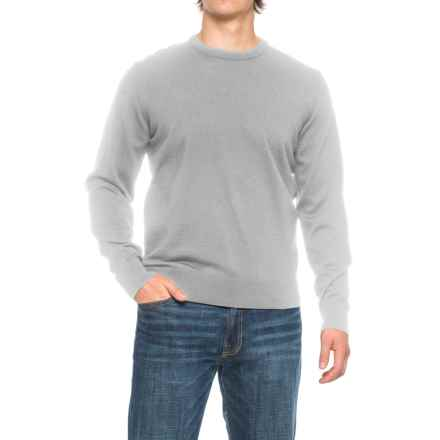 Dale of Norway Magnus Sweater - Merino Wool (For Men) in Light Grey - Closeouts