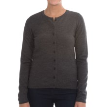 Dale of Norway Marit Jacket - Merino Wool (For Women) in Grey - Closeouts