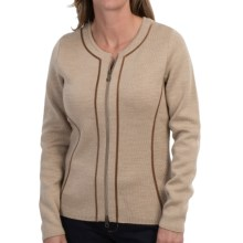 Dale of Norway Ragnhild Jacket - Merino Wool (For Women) in Mountainstone - Closeouts