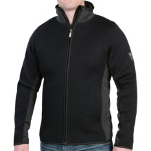 Dale of Norway Spits Sweater - New Wool (For Men) in Black/Black - Closeouts