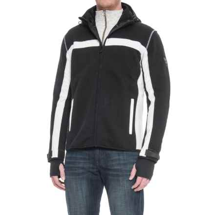 Dale of Norway Telemark Jacket (For Men) in Black/Off White - Closeouts