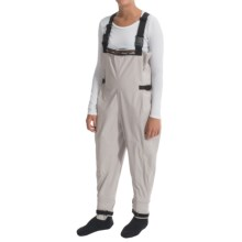 Dan Bailey Breathable Chest Waders (For Women) in Tan/Black - Closeouts