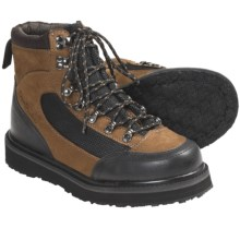 Dan Bailey Eco-Grip Wading Boots (For Men and Women) in Tan/Black - Closeouts