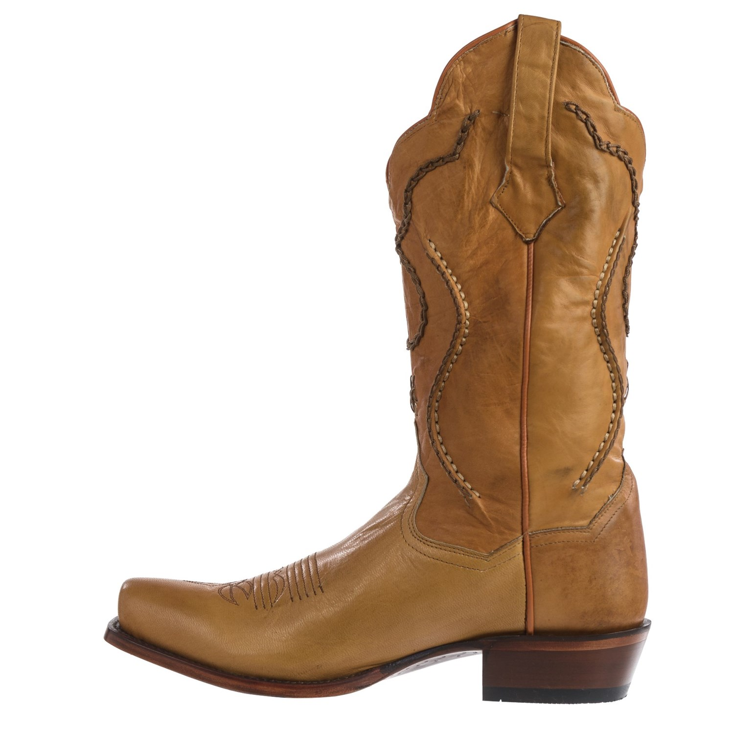 Dan Post Albany Palomino Cowboy Boots For Men Save 68
