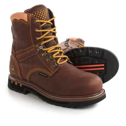 Men's Work Boots: Average savings of 41% at Sierra Trading Post