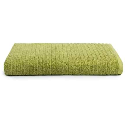 Danica Studio Aegean Bath Towel - Turkish Cotton in Cactus - Closeouts
