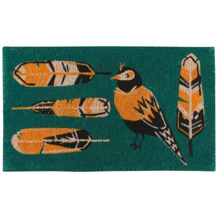 "Danica Studio Chirp Mat -18x30"" in Blue - Closeouts"