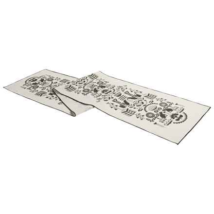 "Danica Studio Cotton-Linen Table Runner - 72"" in Folklore - Closeouts"