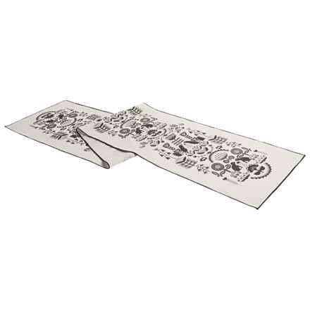 """Danica Studio Cotton-Linen Table Runner - 72"""" in Folklore - Closeouts"""